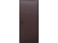 Дверь входная Basic Riccardi 860мм медный антик/дуб айриш