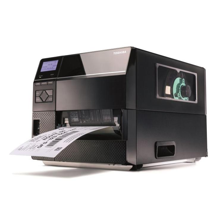 Принтер этикеток Toshiba B-EX6T3-TS12-QM-R