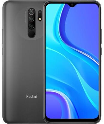 "Смартфон Xiaomi Redmi 9 4/128GB Grey, 13+8+5+2/8Мп, Helio G80, 2sim, 6.53"" IPS, 5020 mAh, 4G (LTE)"