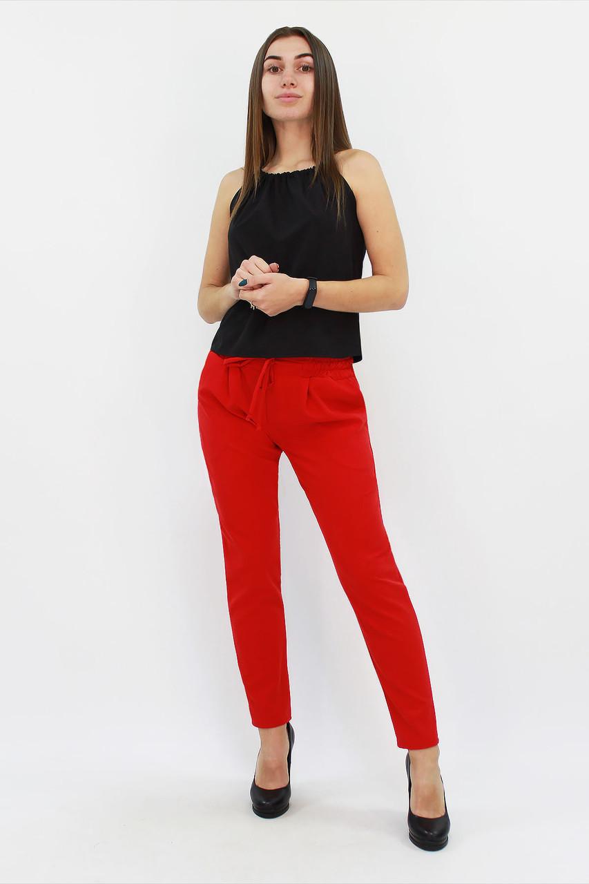 Молодежные женские брюки Shansy, красный