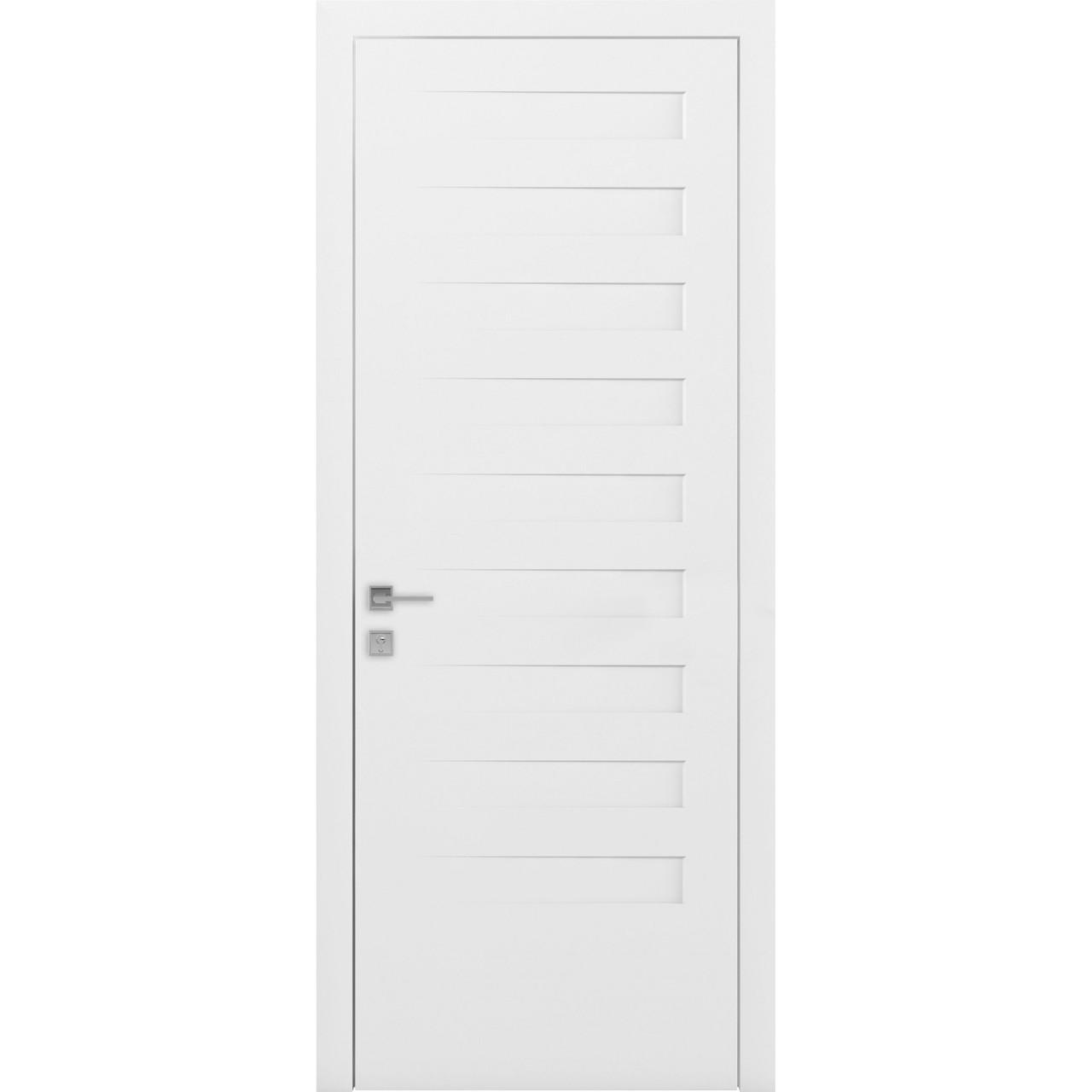 Двери RODOS Cortes COSMO белый мат