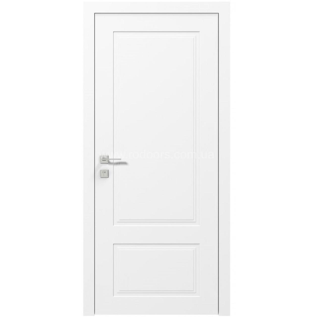 Двері RODOS Cortes GALANT білий мат