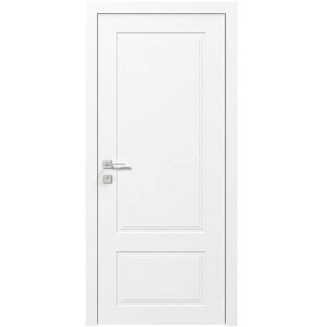 Двері RODOS Cortes GALANT білий мат, фото 2