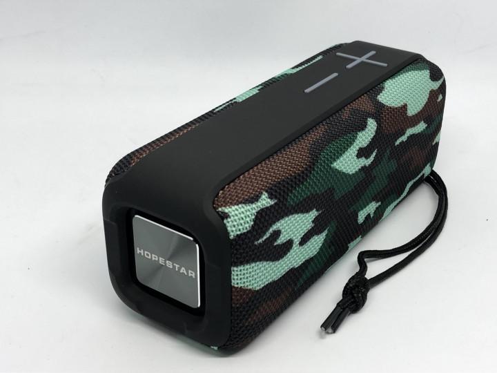 Портативная Bluetooth колонка Hopestar P15 Камуфляж