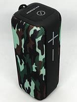 Портативная Bluetooth колонка Hopestar P15 Камуфляж, фото 2