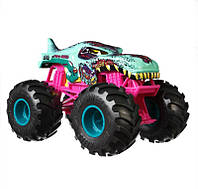Хот Вилс Монстер Трак Зомби Рекс, Hot Wheels Monster Truck Zombie Wrex,1:24, Mattel