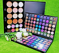 Набор для макияжа тени 120 цветов № 3 + корректоры 20 цветов