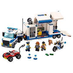 Конструктор LEGO Мобильный командный центр 374 деталей (60139)