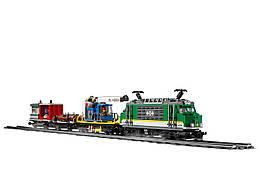 Конструктор LEGO Грузовой поезд 1226 деталей (60198)