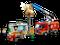 Конструктор LEGO Пожар в бургер-баре 327 деталей (60214), фото 3