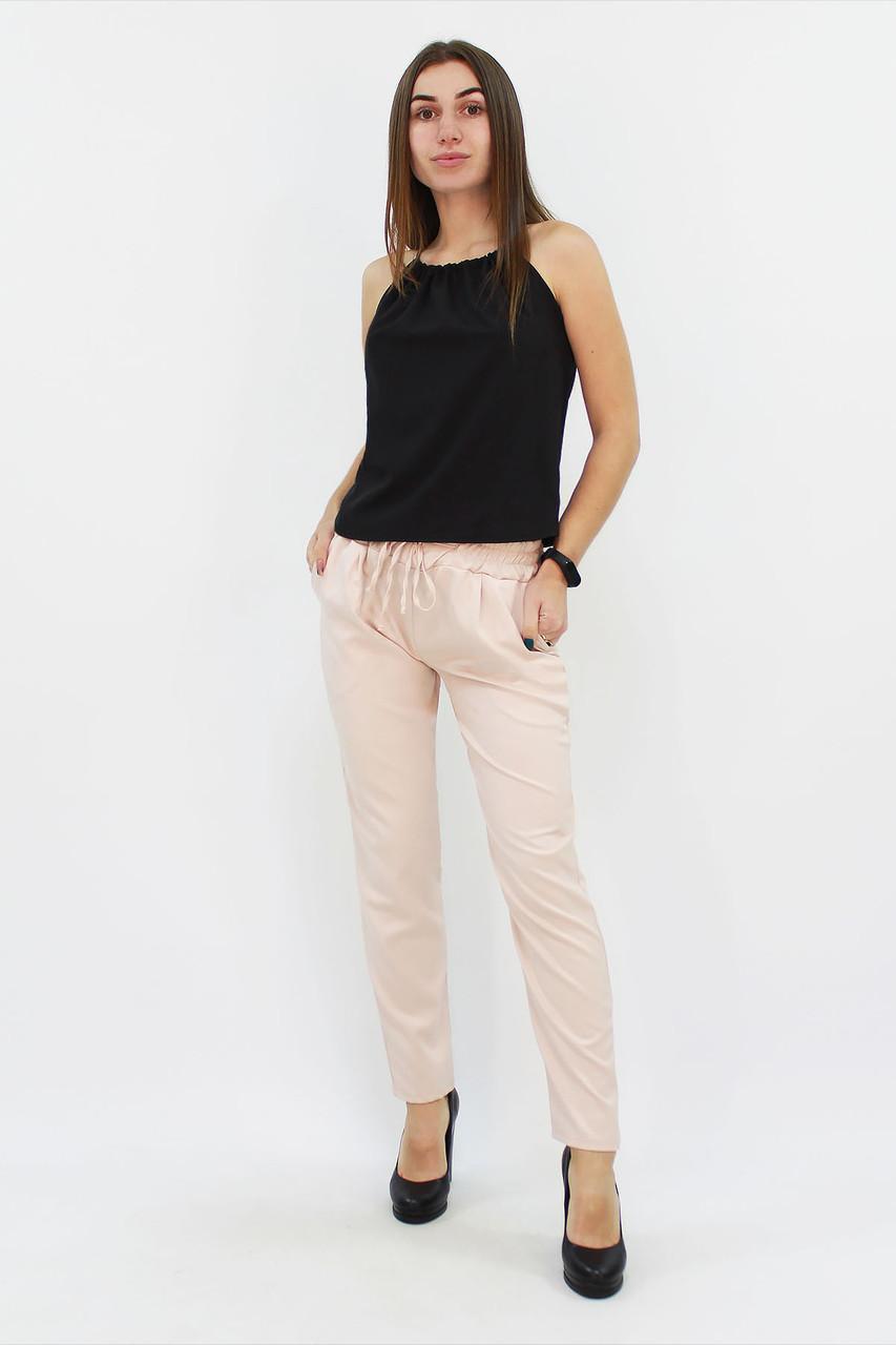 Молодежные женские брюки Shansy, бежевый