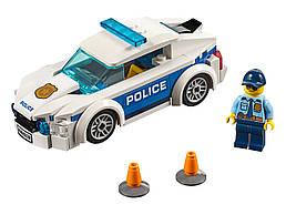 Конструктор LEGO Полицейское патрульное авто 92 деталей (60239)