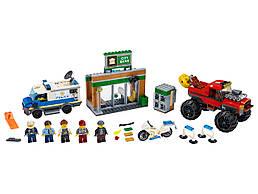 Конструктор LEGO Ограбление полицейского монстр-трака 362 деталей (60245)