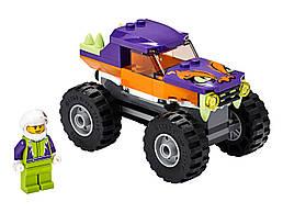 Конструктор LEGO  Монстр-трак 55 деталей (60251)