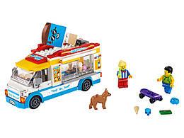 Конструктор LEGO Грузовик мороженщика 200 деталей (60253)