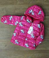 Деми куртка для девочки с капюшоном Турция,интернет магазин,детская одежда Турция,синтепон+подкладка флис