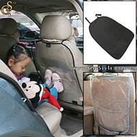 """Защитная пленка на автомобильное кресло - """"Cover Protector"""" в черном цвете"""