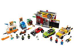Конструктор LEGO  Тюнинг-мастерская 897 деталей (60258)