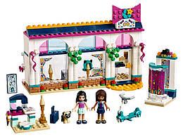 Конструктор LEGO Магазин аксессуаров Андреа 294 деталей (41344)