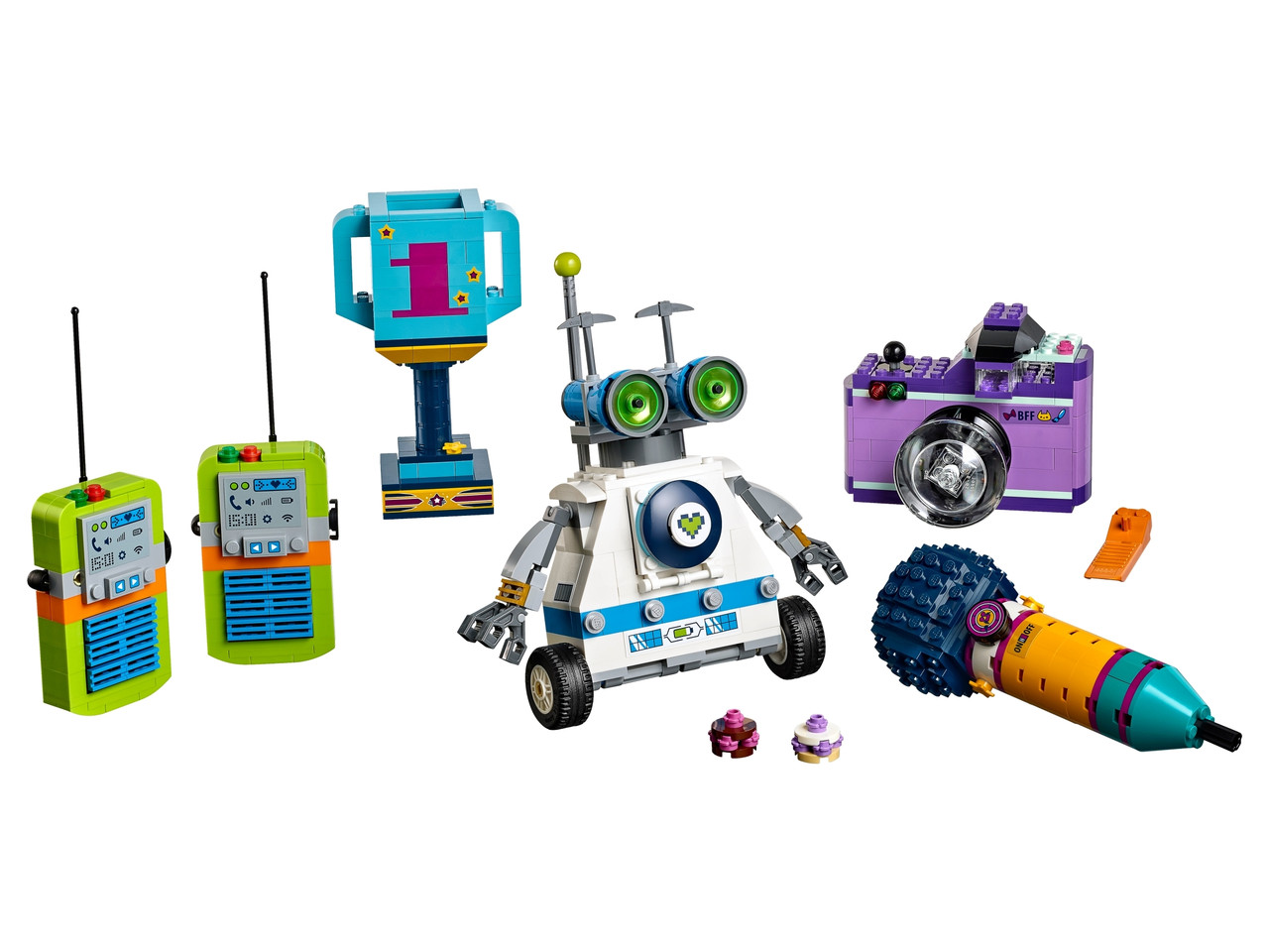 Конструктор LEGO Шкатулка дружбы 563 деталей (41346)