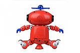 Робот дитячий Dance 99444-3, розумний робот, інтерактивна іграшка робот для дітей., фото 4
