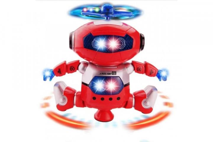Робот дитячий Dance 99444-3, розумний робот, інтерактивна іграшка робот для дітей.