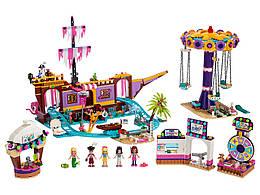 Конструктор LEGO Парк развлечений на набережной 1251 деталей (41375)