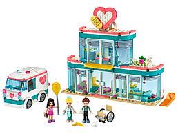 Конструктор LEGO Городская больница Хартлейк Сити 379 деталей (41394)