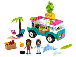 Конструктор LEGO Фургон-бар для приготовления сока 103 деталей (41397)