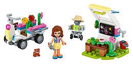 Конструктор LEGO Цветник Оливии 92 деталей (41425)