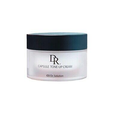 Обновляющий крем с нанокапсулами CU SKIN Dr. Solution Capsule Tone-Up Cream, 50 мл