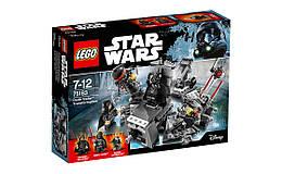 Конструктор LEGO Превращение в Дарта Вейдера 282 деталей (75183)