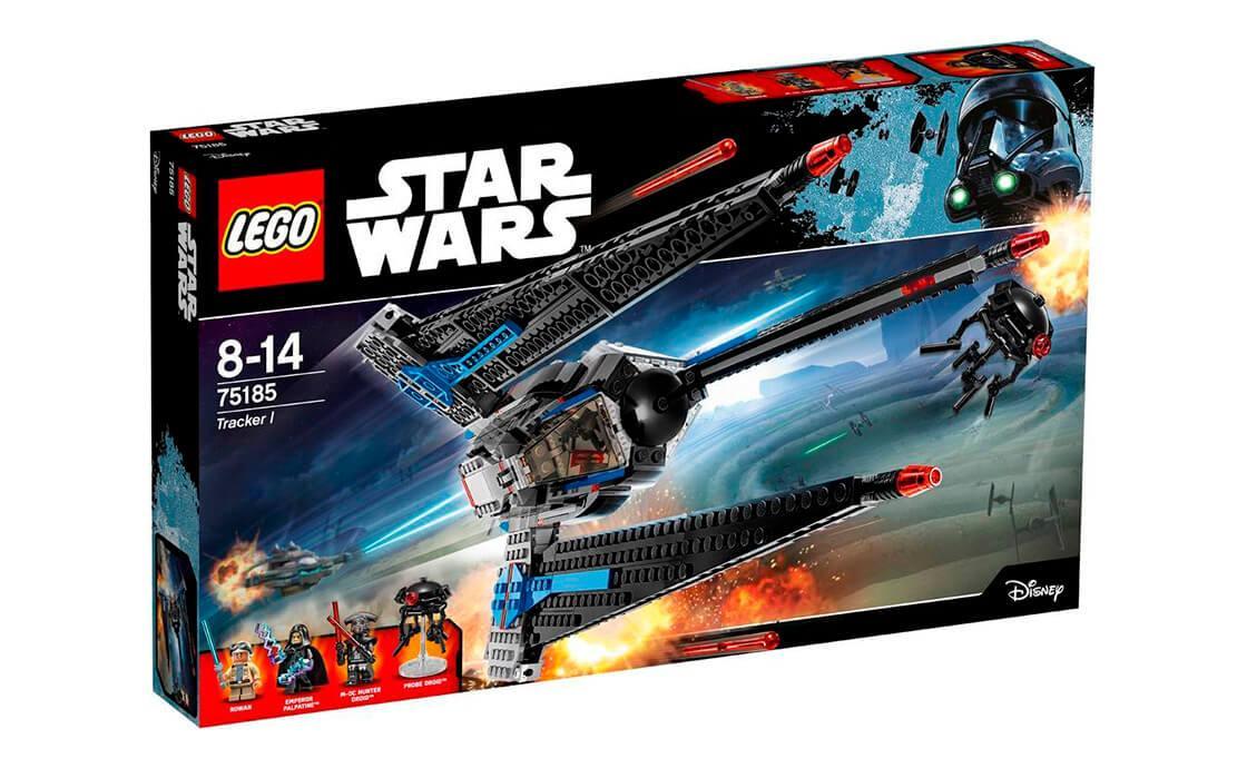 Конструктор LEGO Исследователь I 557 деталей (75185)