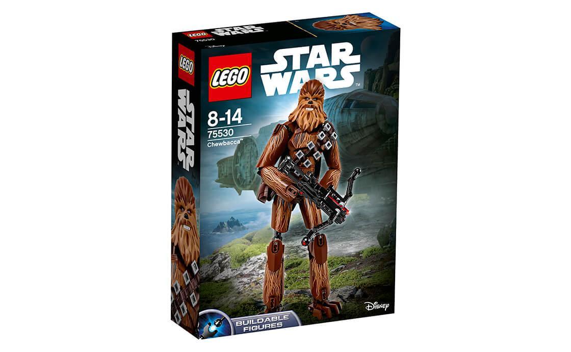 Конструктор LEGO Чубака 179 деталей (75530)