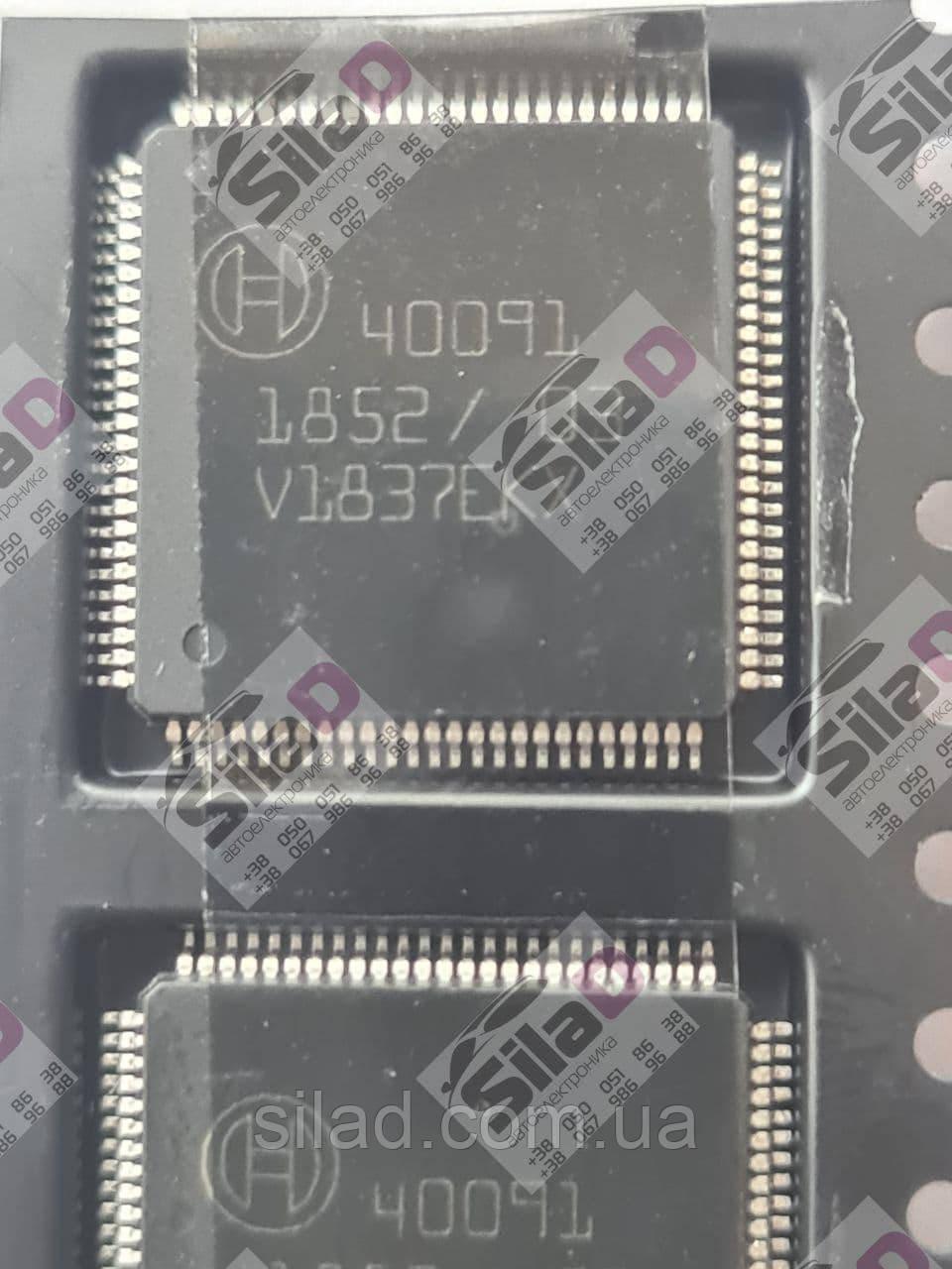 Микросхема Bosch 40091 корпус LQFP100