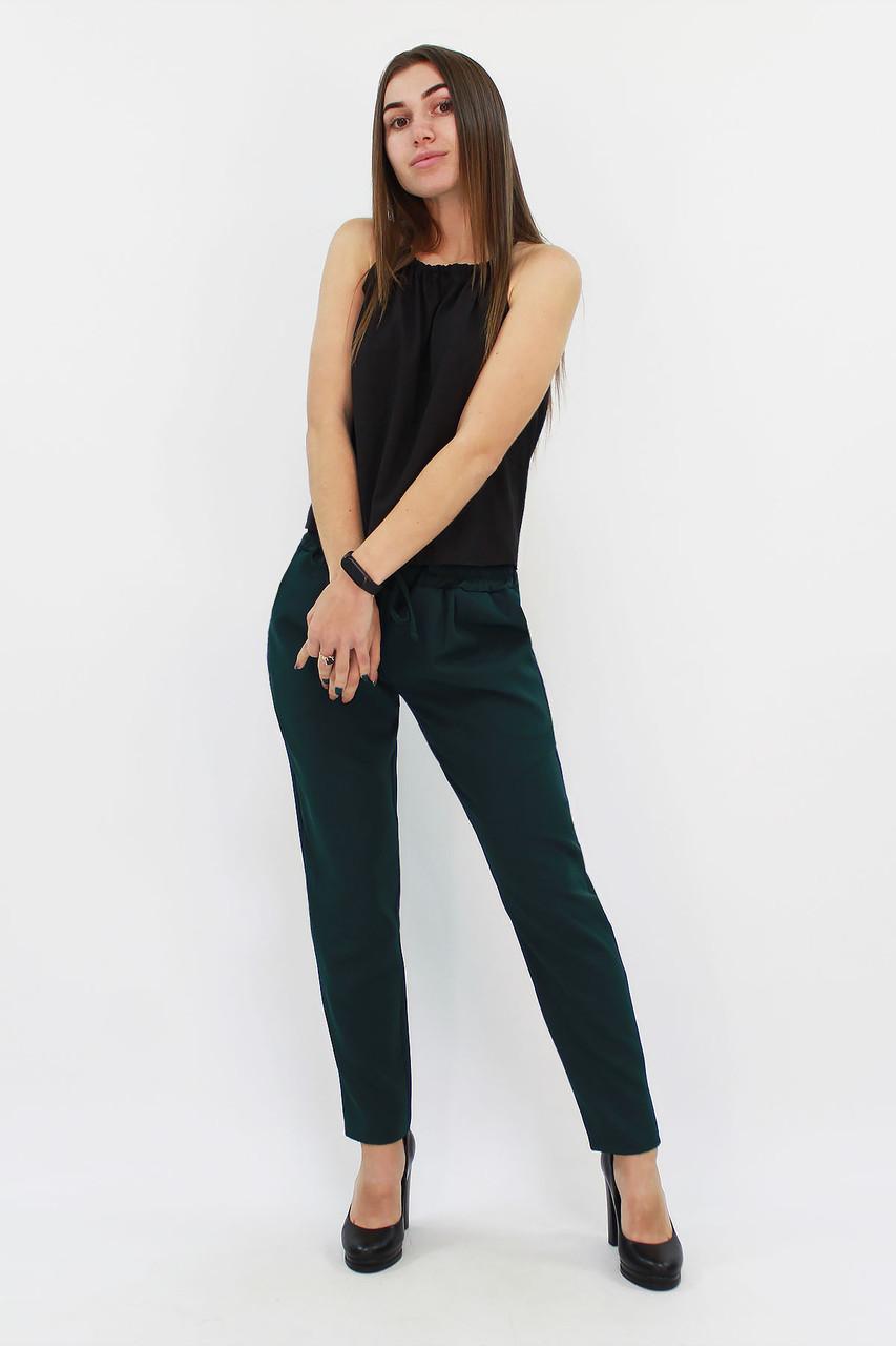 Молодежные женские брюки Shansy, темно-зеленый