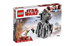 Конструктор LEGO Важкий розвідувальний крокохід Першого Ордена 554 деталей (75177)