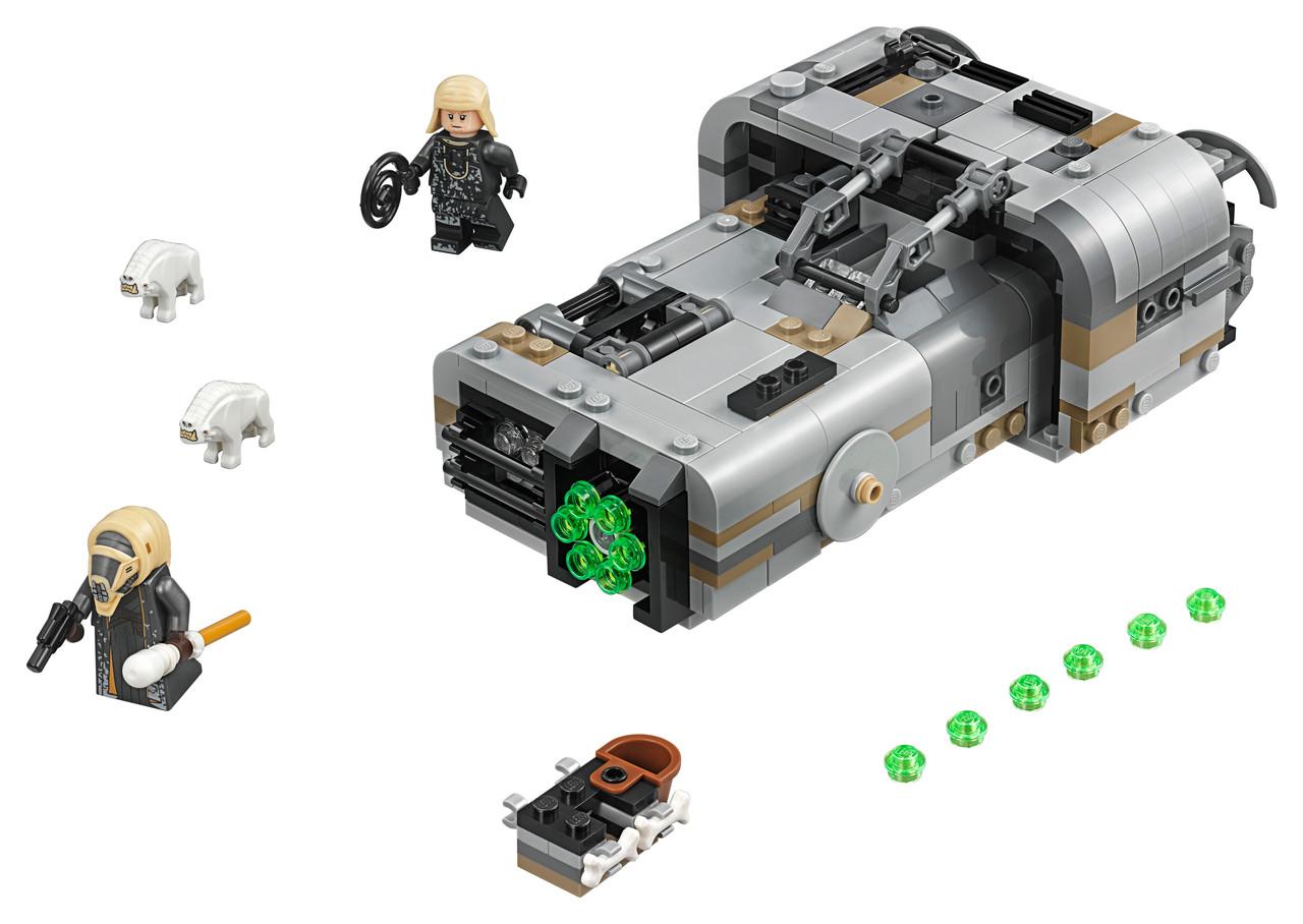 Конструктор LEGO Вездеход Молоха 464 деталей (75210)