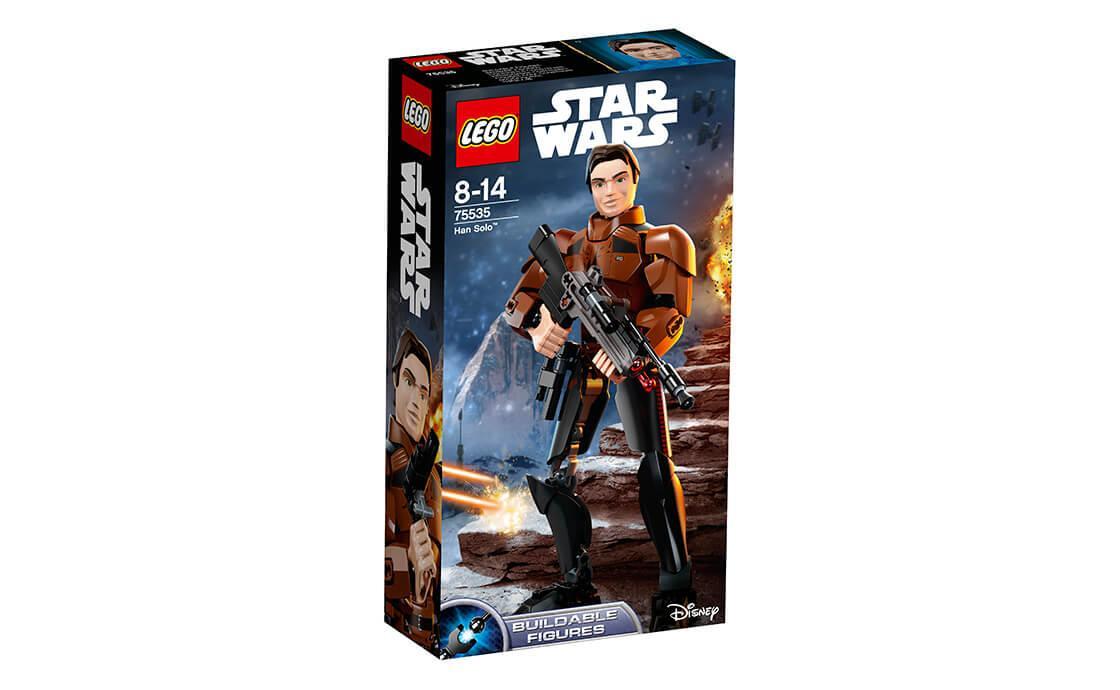 Конструктор LEGO Хан Соло 101 деталей (75535)