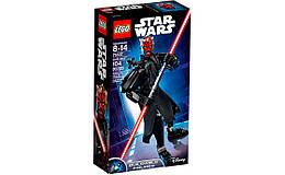 Конструктор LEGO Дарт Мол 104 деталей (75537)