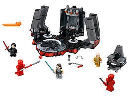 Конструктор LEGO Тронный зал Сноука 492 деталей (75216)