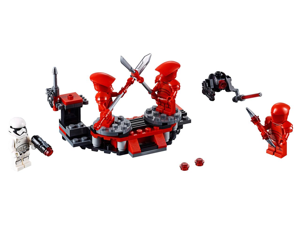 Конструктор LEGO Бойовий набір Елітної преторіанської гвардії 109 деталей (75225)