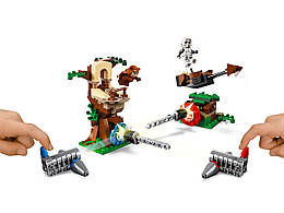 Конструктор LEGO Нападение на планету Эндор 193 деталей (75238)