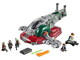 Конструктор LEGO «Раб I»: выпуск к 20-летнему юбилею 1007 деталей (75243)