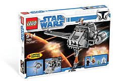 Конструктор LEGO Сумерки 882 деталей (7680)