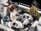 Конструктор LEGO Tantive IV 1768 деталей (75244), фото 5