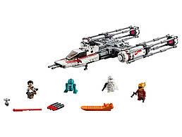Конструктор LEGO Сопротивление Y-wing Starfighter 578 деталей (75249)