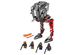 Конструктор LEGO AT-ST Raider 540 деталей (75254)