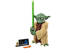Конструктор LEGO Йода 1771 деталей (75255)