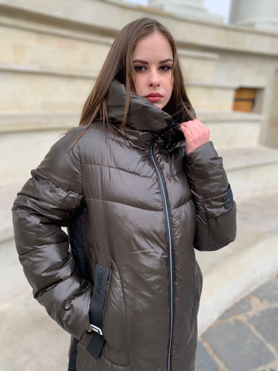 Зимняя куртка пуховик Hailuozi 200-B2